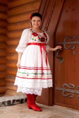 Етнічні весільні сукні - фото 19
