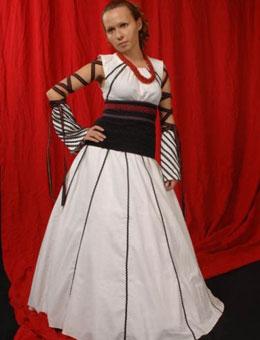Етнічні весільні сукні - фото 3