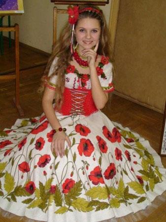 Етнічні весільні сукні - фото 4