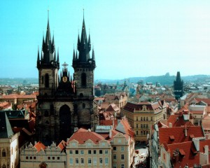 Архітектура Праги