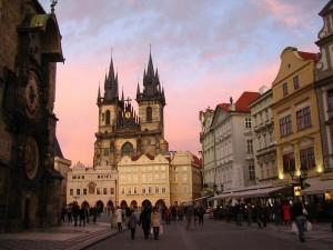 Прага в Чехії