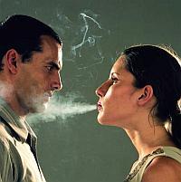 Курящі дівчата