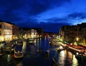 Місто Венеція