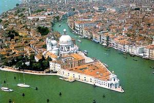 Місто на воді Венеція