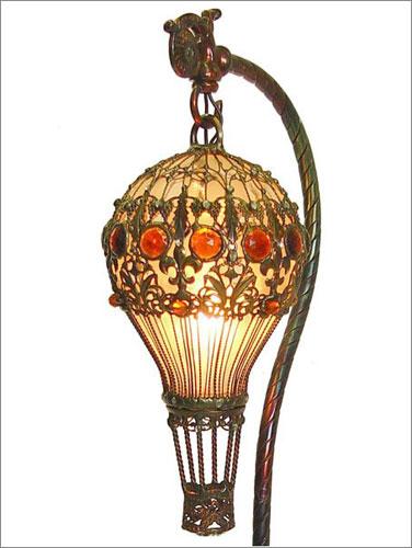 Декор з лампочок - 21