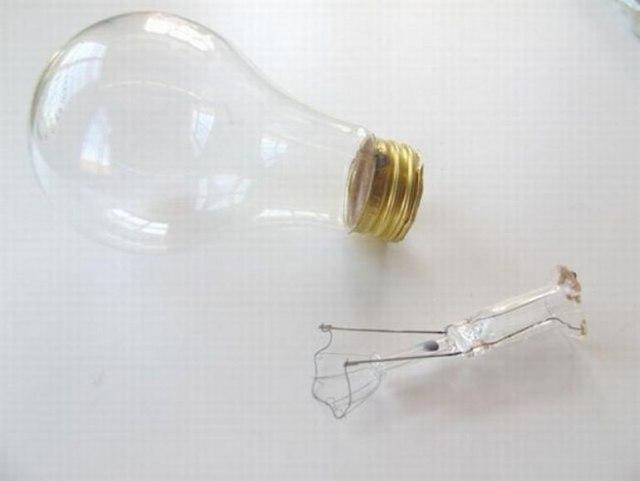 Декор з лампочок - 3