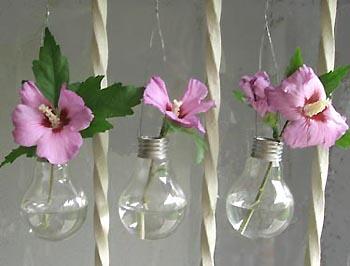 Декор з лампочок - 8
