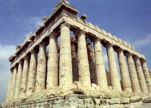 Акрополь в Греції