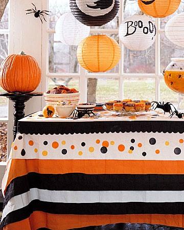Ідеї декору до Хелловіну - 2