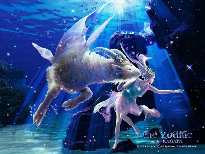 Гороскоп на 2012 рік для Козерога