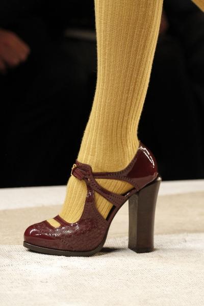 Модне взуття осінь-зима 2011/2012 - 3