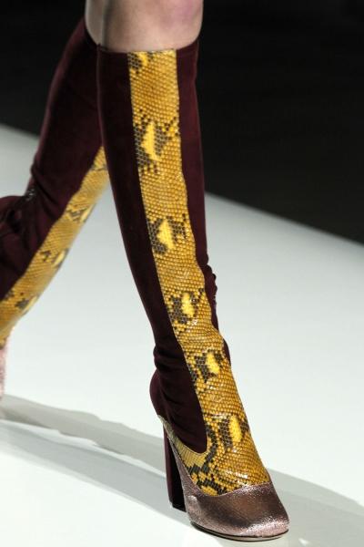 Модне взуття осінь-зима 2011/2012 - 20