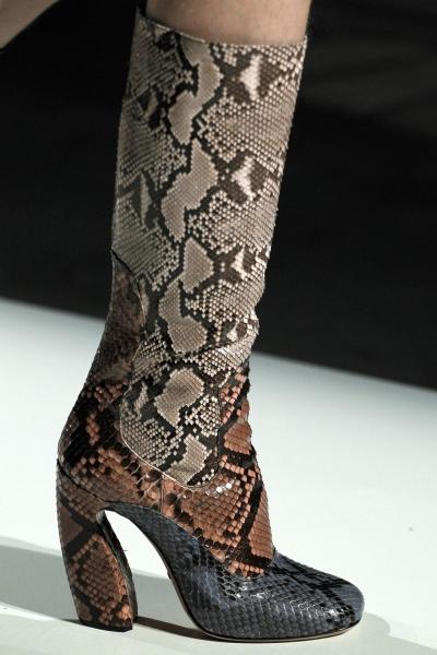Модне взуття осінь-зима 2011/2012 - 23