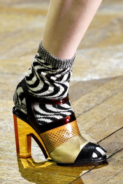 Модне взуття осінь-зима 2011/2012 - 22