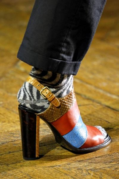 Модне взуття осінь-зима 2011/2012 - 21