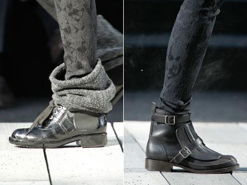 Модне взуття осінь-зима 2011/2012 - 14