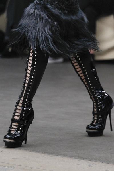 Модне взуття осінь-зима 2011/2012 - 11