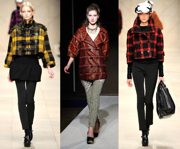 Модні куртки осінь-зима 2011/2012 - 8