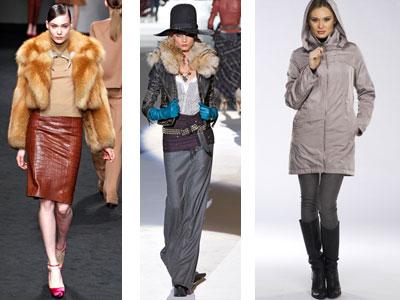 Модні куртки осінь-зима 2011/2012 - 1
