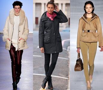 Модні куртки осінь-зима 2011/2012 - 2