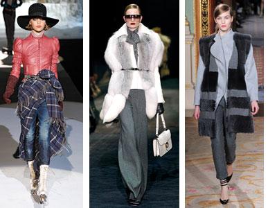 Модні куртки осінь-зима 2011/2012 - 4