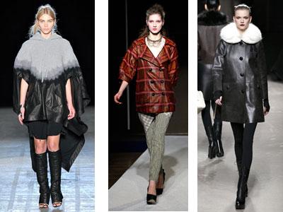 Модні куртки осінь-зима 2011/2012 - 6