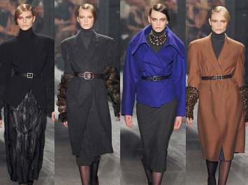 Модні куртки осінь-зима 2011/2012 - 3