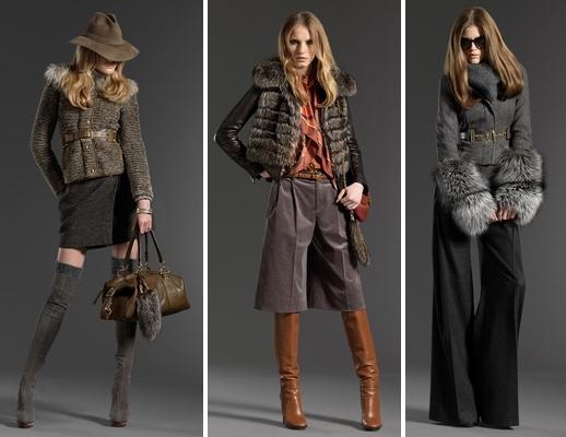 Модні куртки осінь-зима 2011/2012