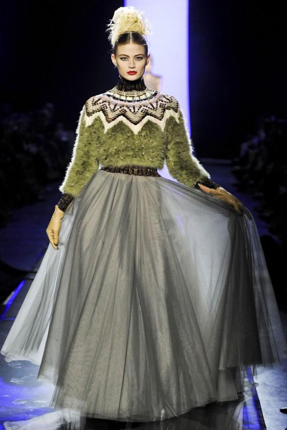 Модні тенденції осінь-зима 2011-2012 фото