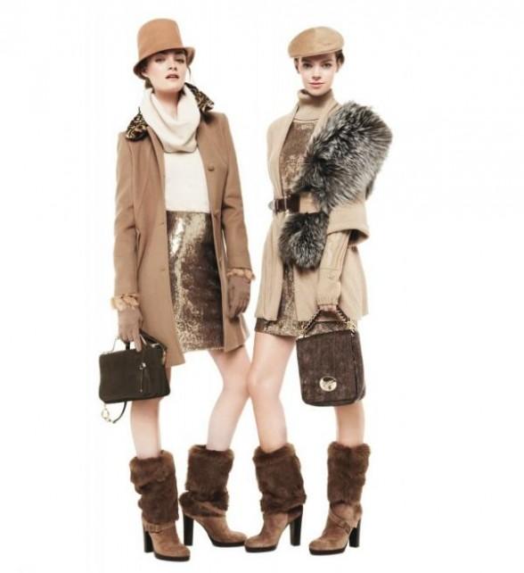Модні тенденції осінь-зима 2011-2012 - 9