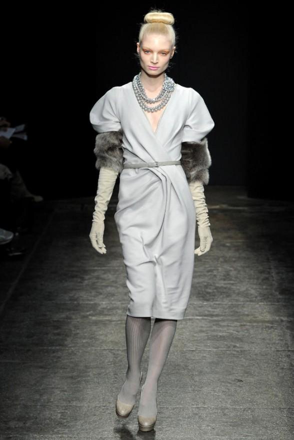 Модні тенденції осінь-зима 2011-2012 - 12