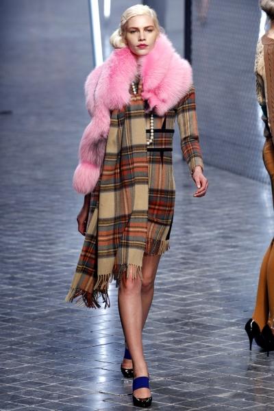 Модні тенденції осінь-зима 2011-2012 - 1
