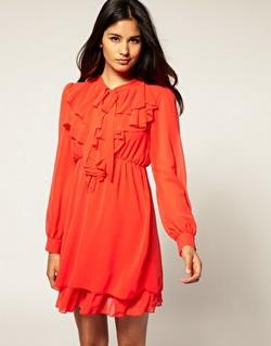 Модні сукні осінь–зима 2011/2012 - 16