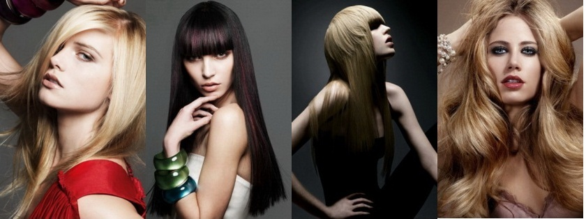 Стрижки 2011 2012 для волосся середньої