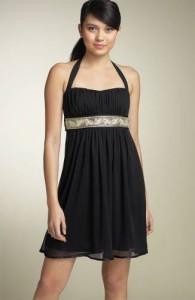Одноколірні сукні