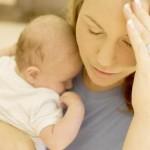 Післяпологова депресія у жінок. Симптоми та лікування