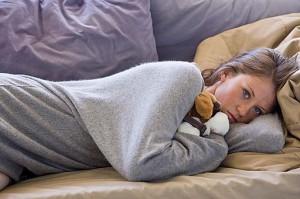 Післяпологова депресія у жінок