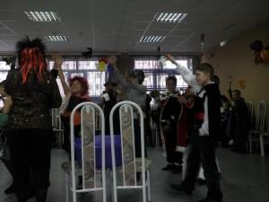 Сценарій на Хеллоуїнський карнавал