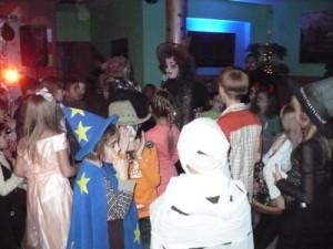 Карнавальний Хелловін