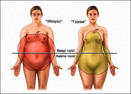 Типи фігури і одяг