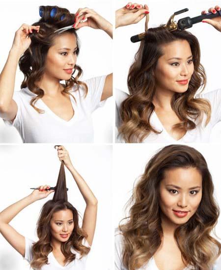 Як робити зачіски на коротку і середню