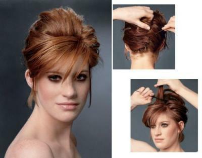 Як робити зачіски на довге волосся