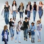 Модні джинси 2012