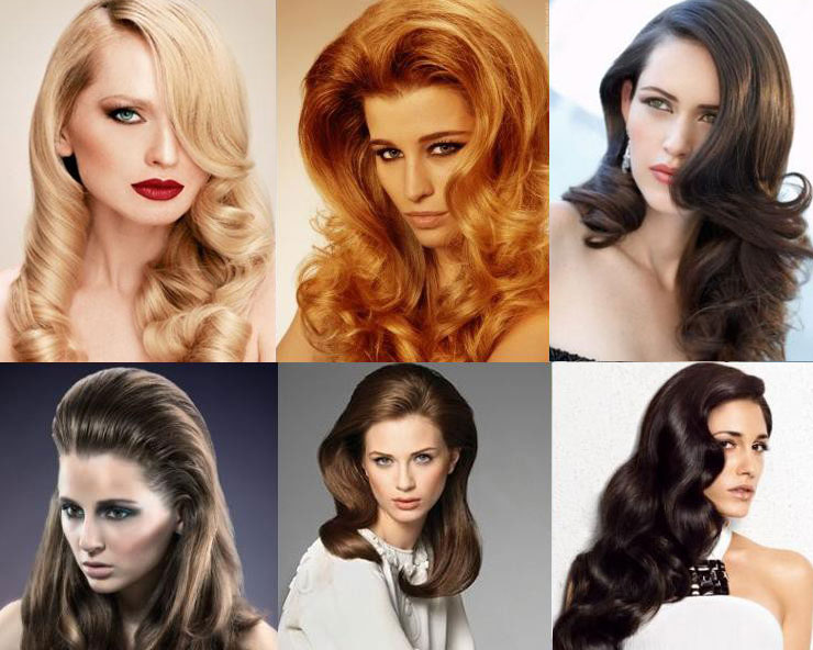 Новорічні зачіски 2012 в стилі Жаклін Кеннеді