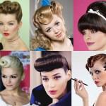 Зачіски на Новий Рік 2012