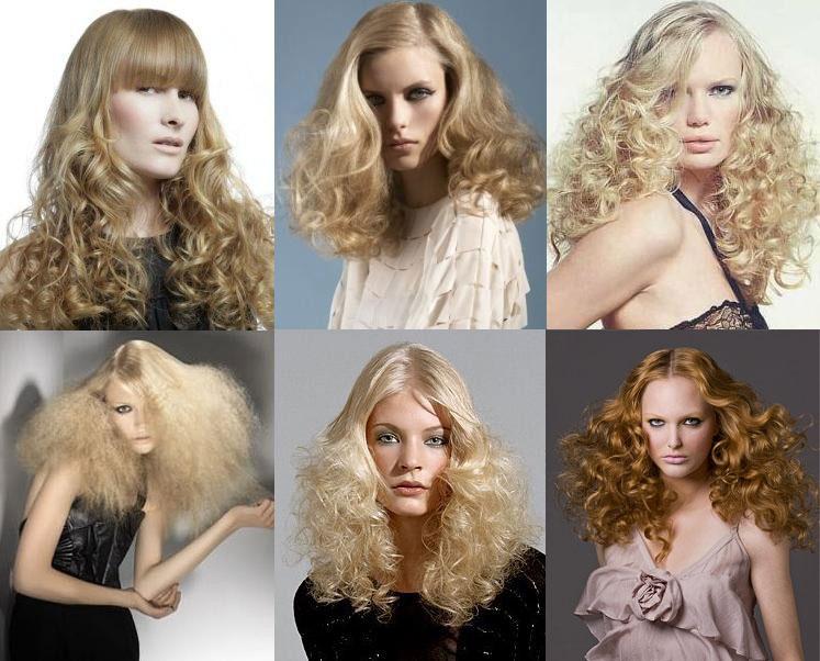 Відросша хімія - новорічна зачіска 2012