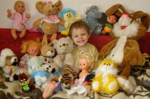 Іграшки - подарунок на день Святого Миколая