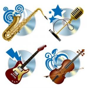Музичний інструмент - подарунок на день Святого Миколая