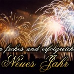 Вітання з Новим Роком німецькою
