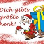 Поздоровлення з Різдвом німецькою мовою